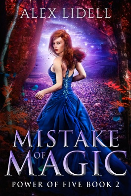 mistake of magic cover