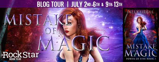 MISTAKE OF MAGICblogtour