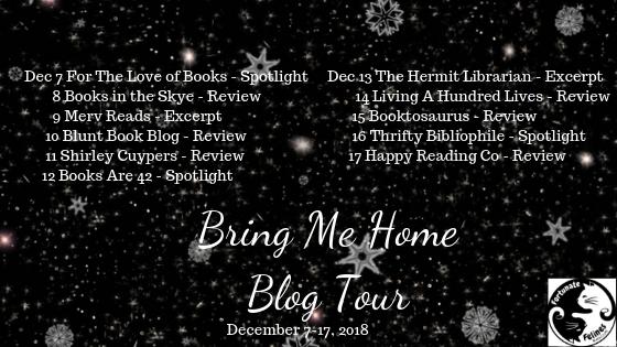 Bring Me Home Blog Tour