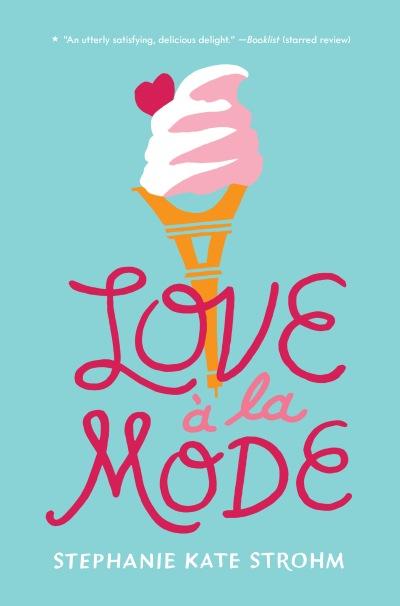 Love a la Mode cover