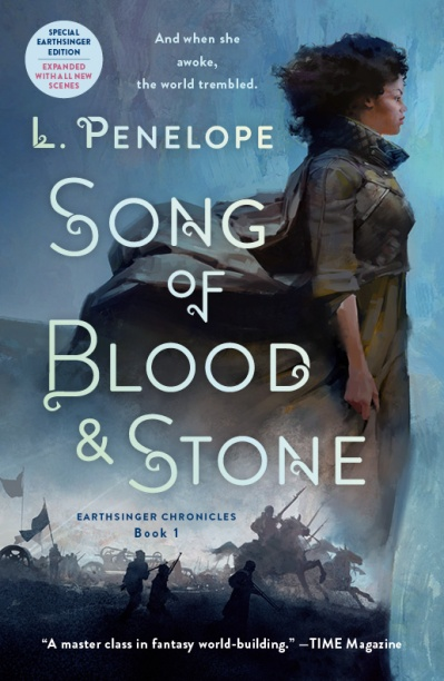 Song of Blood & Stone PB